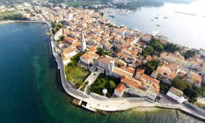 Porec makes the Post Office list