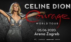 Pop icon Celine Dion to perform in Croatia for first time ever in 2020