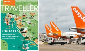 easyjet loves Croatia