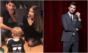 Luka Sulic from 2Cellos to become a father once again
