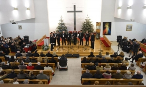 Photo – Humanitarian concert of the best Dubrovnik vocal groups