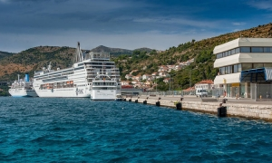 Dubrovnik the cruise port leader in Croatia
