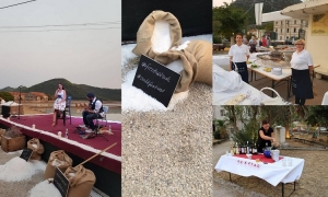 First Salt Festival in Ston opens with wine and jazz