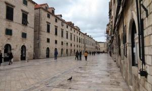 PHOTO GALLERY – Dubrovnik still in winter hibernation