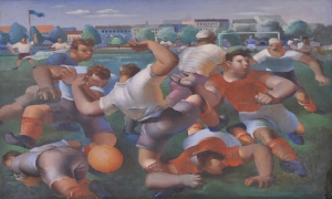 MOMA Dubrovnik proves that football and art go well together