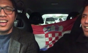 New Zealand vocal choir spreading the Croatian love