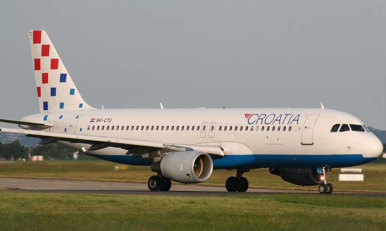 New code share for Croatia Airlines