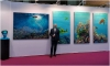 Dubrovnik painter and captain Stjepko Mamic joins the Art Capital exhibition in Paris