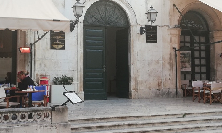 Dubrovnik city offices to install lift