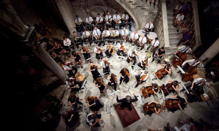 Dubrovnik Late Summer Music Festival 2018