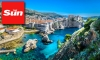 Dubrovnik features in British tabloid - From medieval walls to the clear Adriatic Sea — relax in Croatia's stunning walled city of Dubrovnik