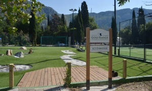 Golf comes to Dubrovnik