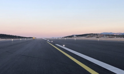 Dubrovnik Airport ready for new season after runway works completed