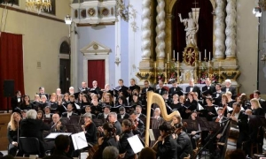 Concert in honour of St. Blaise in Dubrovnik Cathedral