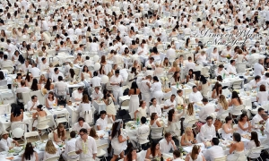 "Premier pop-up dinner ""Le Diner en Blanc"" coming to Zagreb for the first time"