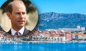Prince Edward to visit Croatia this summer