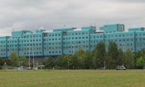 Frontline Croatian Covid-19 hospital reopens for regular patients