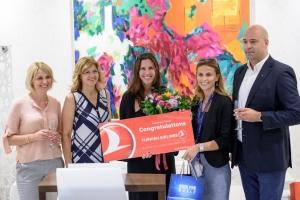 Millionth passenger arrives at Dubrovnik Airport