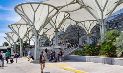 Split Airport having one of the best years on record