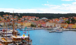 The island of Losinj