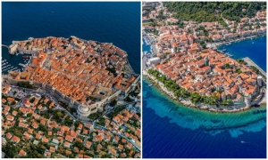 Korcula and Dubrovnik on the list of the most beautiful cities in Europe by Vogue Australia