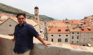 DHRUV BAKER - The quality of the ingredients in Croatia is a real dream for a chef
