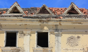 The Crumbling Croatian Buildings That Were Once the Wealthiest Places in the Country