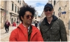 TRAVEL MAN: British actor Richard Ayoade and comedian Stephen Merchant to promote Dubrovnik on the Channel 4