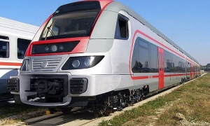 Gredelj train to be tested in Sweden