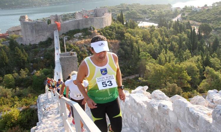 Ston Wall Marathon is just around the corner
