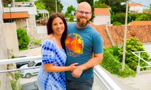 INTERVIEW – Thankful to be in Dubrovnik during Covid-19 pandemic rather than USA - Bryan Tobian and Jennifer Peterson