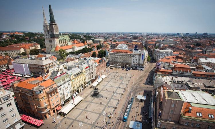 Zagreb drastically increases tourism figures for April