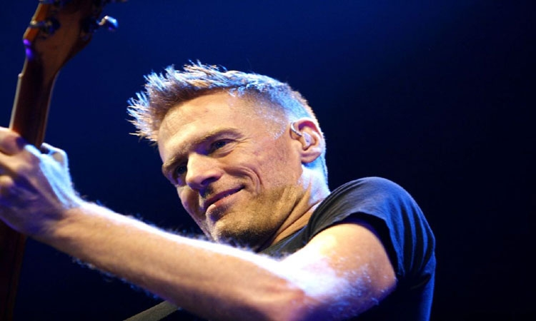 Bryan Adams to have a concert in Zagreb