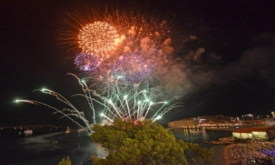 PHOTO – Dubrovnik Summer Festival starts with fireworks