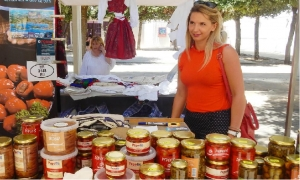 Photo Gallery – Fair of traditional Croatian products opens