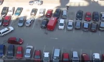 Parking problems in Dubrovnik