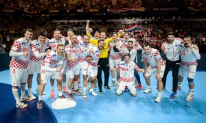 Croatia win gold and the hearts of fans