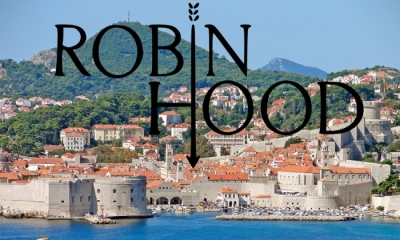 Dubrovnik will be the heart of the newest Robin Hood movie!