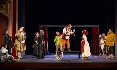 Theatre is alive and well in Dubrovnik