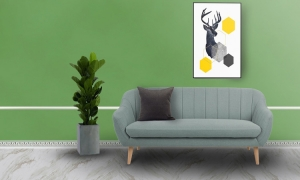 Blue Monday - Psychologist Reveals Mood Boosting Wall Colours