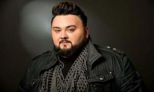Croatian signer Jacques Houdek gets furious with the last year's Eurovision winner