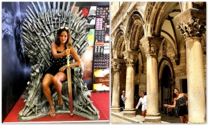 Actor Eva LaRue enjoys Game of Thrones experience in Dubrovnik