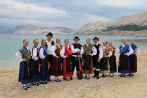 Slovenian folk songs and dances to be presented in Dubrovnik