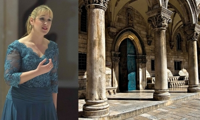 Les Illuminations by Benjamin Britten for the first time in Dubrovnik