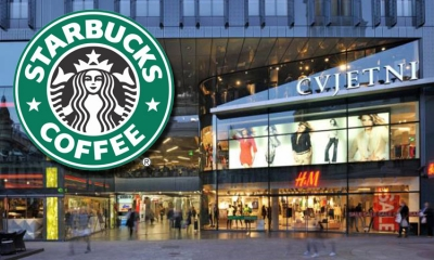 Could Starbucks open their first coffee shop in Croatia?