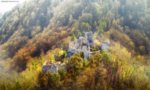 Samobor Castle brough back to its former glory