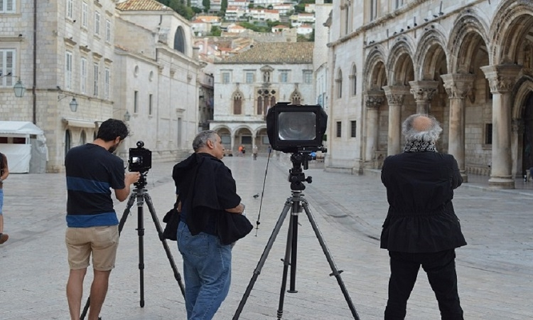 Famous Turkish photographer Ahmet Ertuğ shoots in Dubrovnik