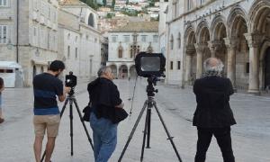Famous Turkish photographer Ahmet Ertuğ shoots in Dubrovnik