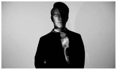 Young violinist Luka Ljubas to perform with the Dubrovnik Symphony Orchestra