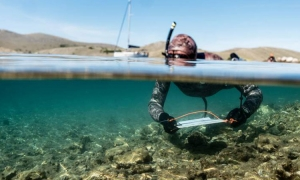 French expedition discovers the beauty of the Croatian coastline